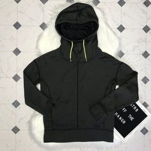 The North Face gray cowl neck hoodie size Medium